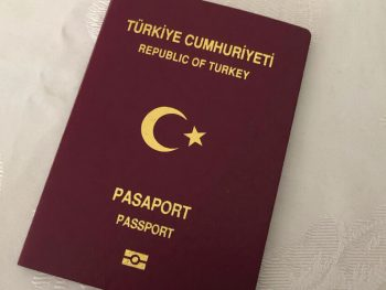 Passport - Tilan Legal TRNC