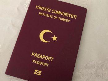 Passport - Tilan Legal TRNC